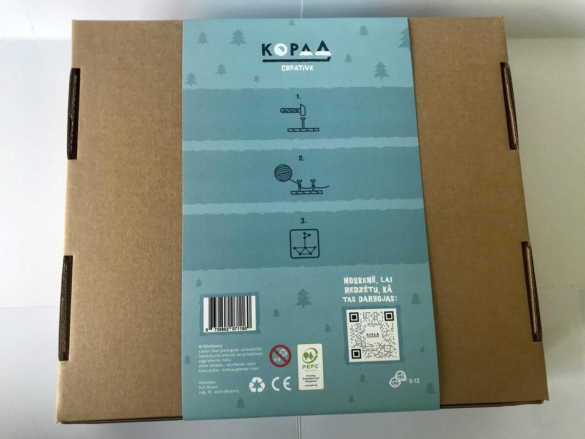 DIY Nailing kit
